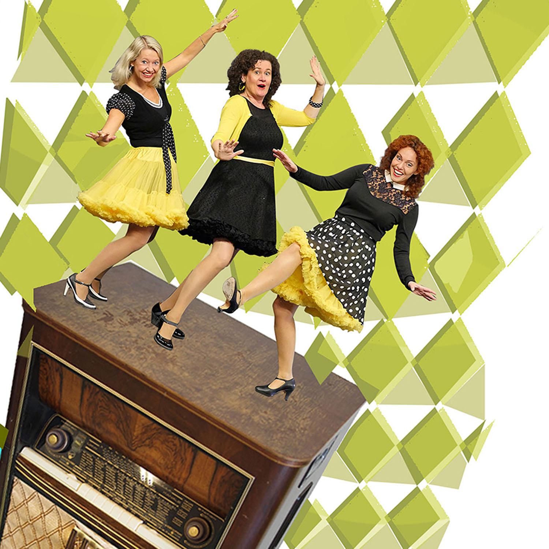 De Pauwergirls, Muziek Met Een Knipoog En Een Snufje Theater